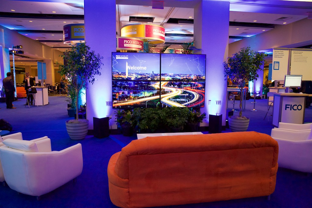 Trade Show Booth Lounge : Trade shows united scenic