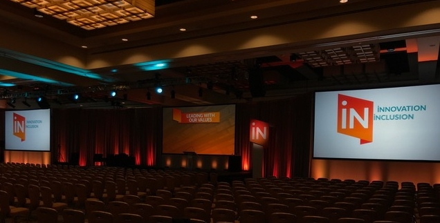 Corporate Staging Pipe and Drape