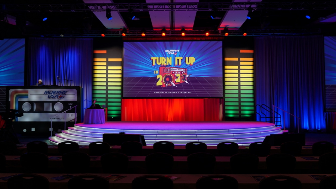 Corporate and Event Staging based in Phoenix